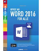 Word 2016 for alle (Lær det selv - Visuel guide)