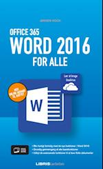 Word 2016 for alle (Lær det selv)