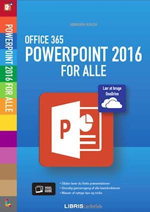 PowerPoint 2016 for alle af Jørgen Koch