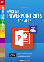 PowerPoint 2016 for alle (Lær det selv)