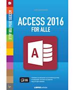 Access 2016 (Lær det selv)