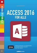 Access 2016 for alle (Lær det selv)