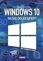 Windows 10 Bogen – Basis og ekspert af Jens Koldbæk, Sofus Rischel