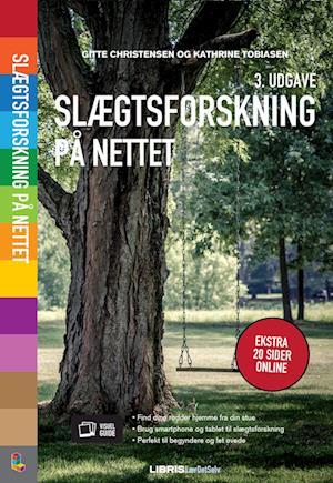 Slægtsforskning på nettet, 3. udgave af Gitte Christensen, Kathrine Tobiasen