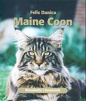 Bog, indbundet Maine Coon af Anette Becker