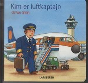 Bog papbog Kim er luftkaptajn af Stefan Seidel
