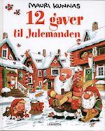12 gaver til julemanden
