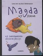 Magda og Anton - og sokkedukken selvfølgelig