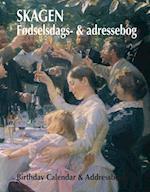 Skagen Fødselsdags- og Adressebog