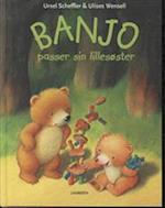 Banjo passer sin lillesøster