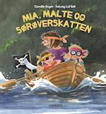 Mia, Malte og sørøverskatten