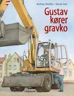 Gustav kører gravko