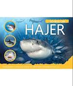 3D-bog om hajer (3D serien)