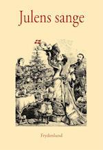 Julens Sange a 5 stk (stort format)