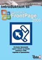 Introduktion til Frontpage 2003
