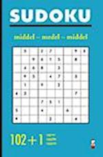 Sudoku - Middel