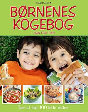 Børnenes Kogebog - Trin for Trin