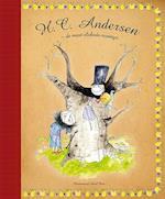 HC Andersen - de mest elskede eventyr (rød)
