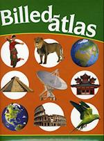 Billedatlas - illustreret atlas for børn af Chris Oxlade