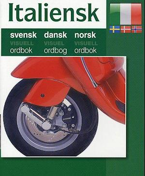 Bog hæftet Italiensk - svensk dansk norsk af Per Schou