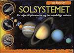 3D Bog om Solsystemet af Ian Graham