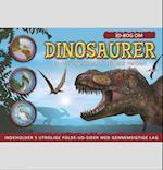 3D-bog om dinosaurer af Barbara Taylor