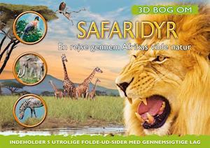 3D bog om safaridyr
