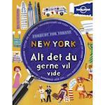New York - Alt det du gerne vil vide (Forbudt for Voksne)