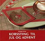 Korssting til jul og advent