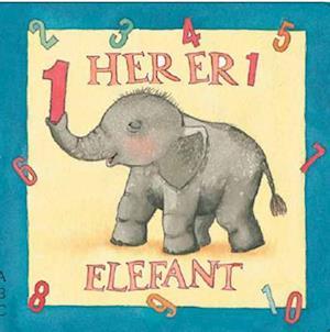 Her er 1 elefant