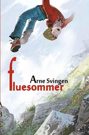 Bog hæftet Fluesommer af Arne Svingen