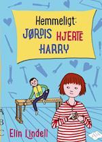 Hemmeligt: Jørdis, Hjerte, Harry (Hjørdis, nr. 3)