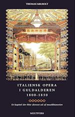 Italiensk opera i guldalderen 1800-1850