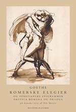 Romerske elegier og venetianske epigrammer af Johann Wolfgang von Goethe