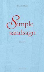 Simple sandsagn