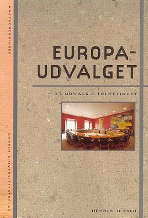 Bog hæftet Europaudvalget af Henrik Jensen