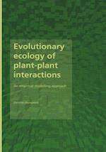 Evolutionary Ecology of Plant-Plant Interactions af Christian Damgaard