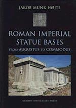 Roman Imperial Statue Bases