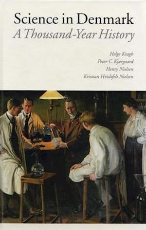 Bog, indbundet Science in Denmark af Helge Kragh