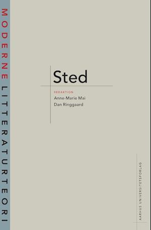 Bog hæftet Sted af Anne-Marie Mai Dan Ringgaard