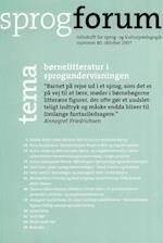 Børnelitteratur i sprogundervisningen (Sprogforum, nr. 40)