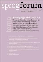 Førstesproget som ressource (Sprogforum, nr. 43)