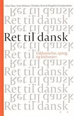 Ret til dansk (Asterisk, nr. 5)