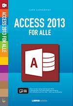 Access 2013 for alle (Lær det selv)