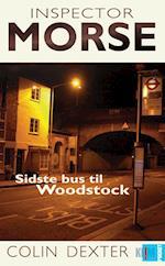 Sidste bus til Woodstock af Colin Dexter