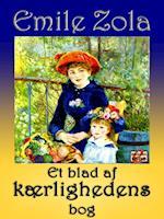 Et blad af kærlighedens bog af Emile Zola