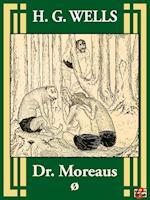Doktor Moreaus ø af H. G. Wells