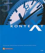 KonteXt 3 - matematik. Kopimappe A (Kontext)