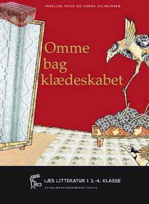 Bog, indbundet Omme bag klædeskabet af Ingelise Moos