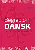 Begreb om dansk. [Grundbog]